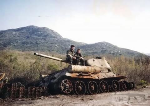 69926 - Послевоенное использование советской бронетехники WW2