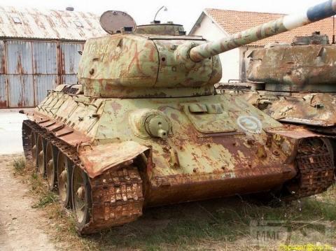 69930 - Послевоенное использование советской бронетехники WW2