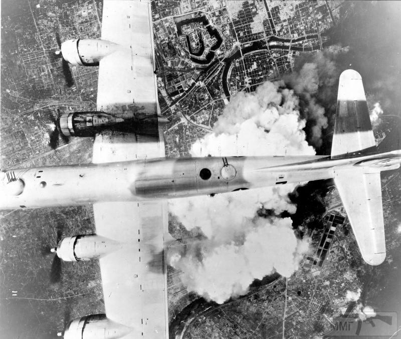 69941 - Стратегические бомбардировки Германии и Японии
