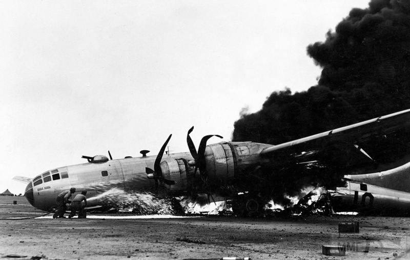 69942 - Стратегические бомбардировки Германии и Японии