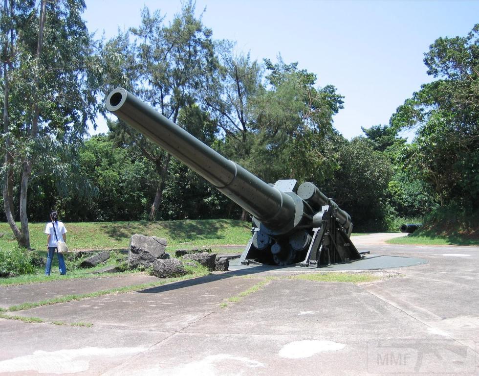 7002 - Корабельные пушки-монстры в музеях и во дворах...