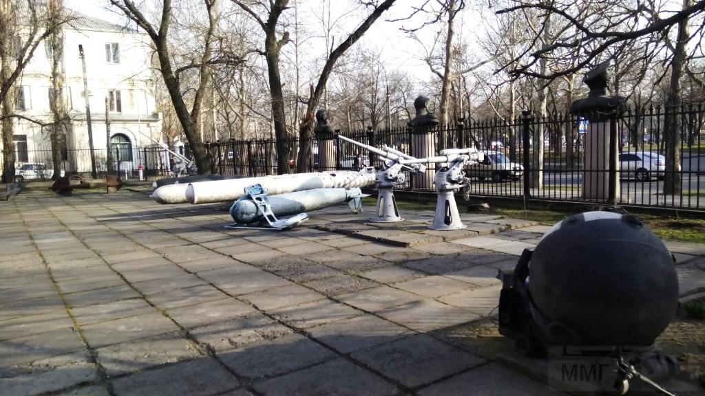7011 - Корабельные пушки-монстры в музеях и во дворах...