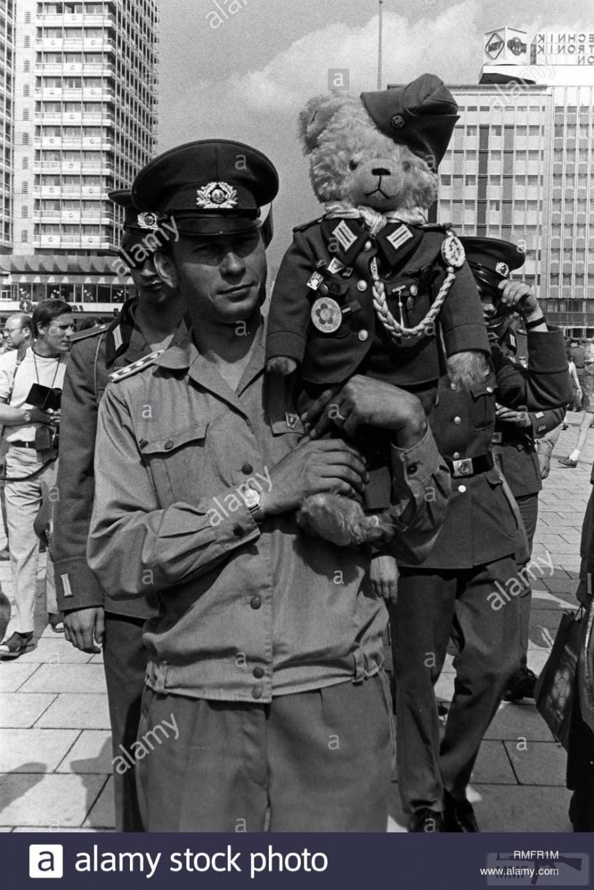 70112 - фестиваль 1973 года Александерплатц Берлин