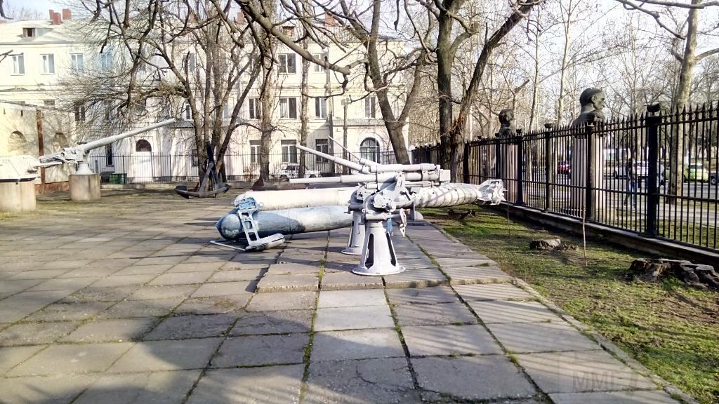 7012 - Корабельные пушки-монстры в музеях и во дворах...