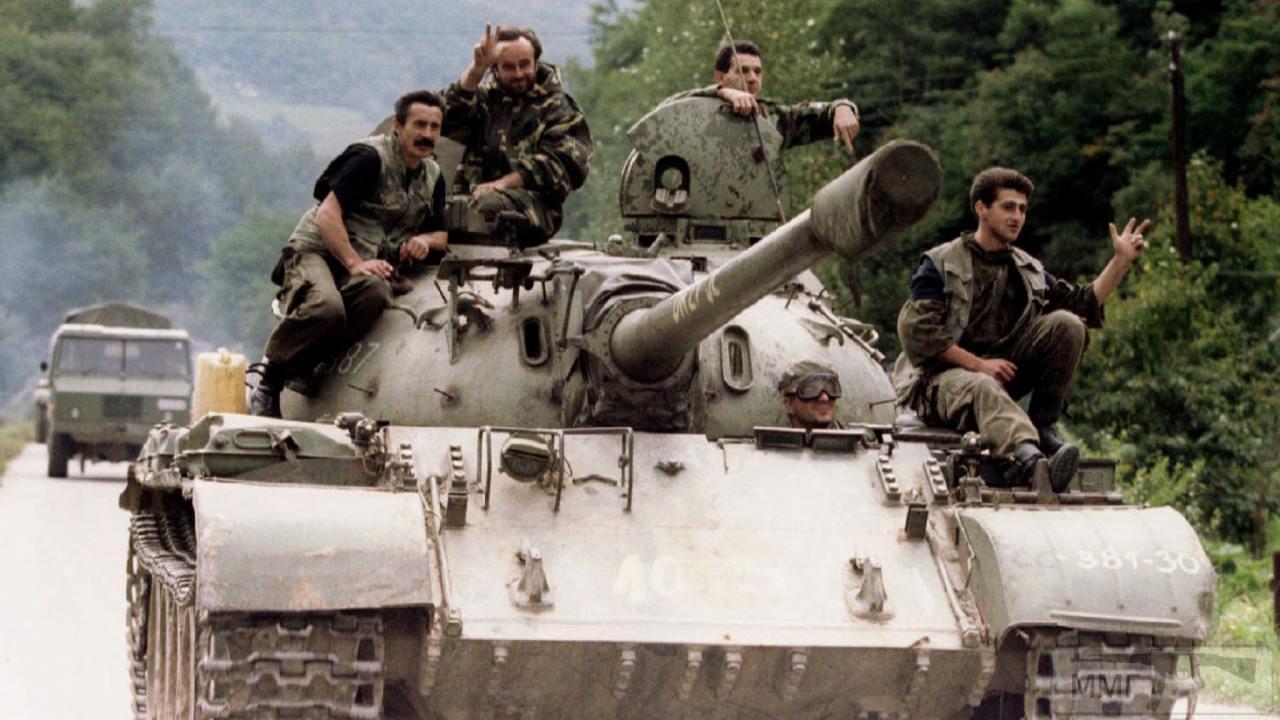 70122 - Фото по теме Югославской войны