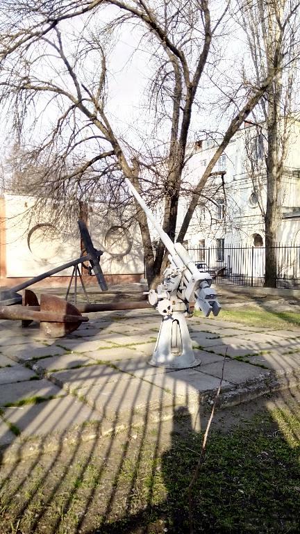 7013 - Корабельные пушки-монстры в музеях и во дворах...