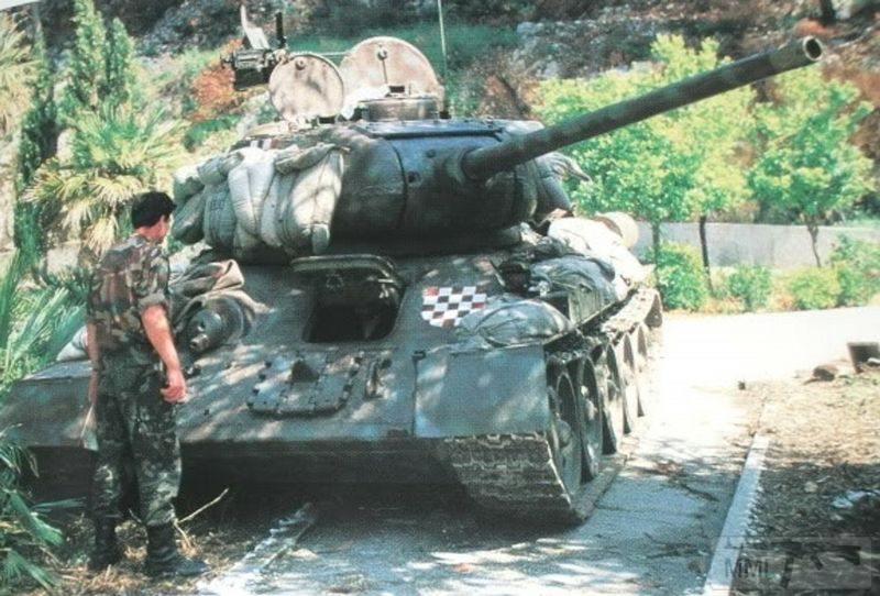 70132 - Фото по теме Югославской войны