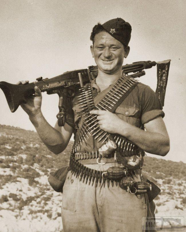 70137 - MG-42 Hitlersäge (Пила Гитлера) - история, послевоенные модификации, клейма...