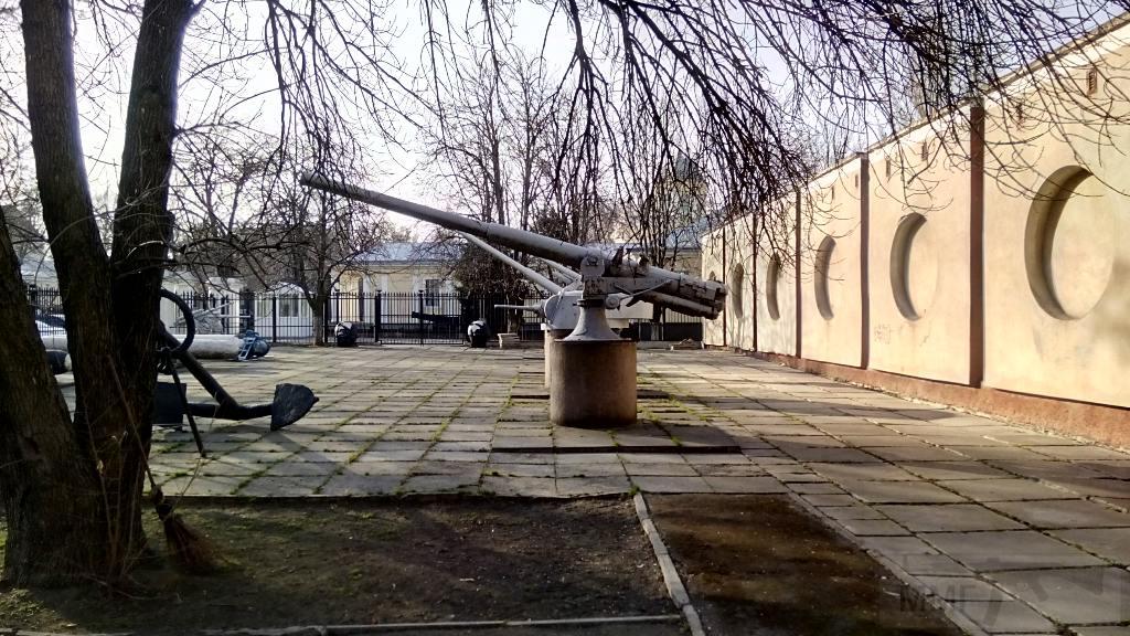 7017 - Корабельные пушки-монстры в музеях и во дворах...