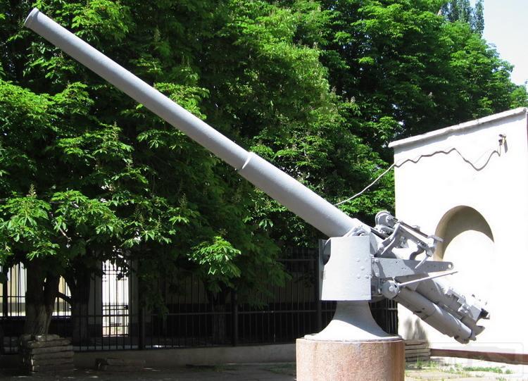 7023 - Корабельные пушки-монстры в музеях и во дворах...