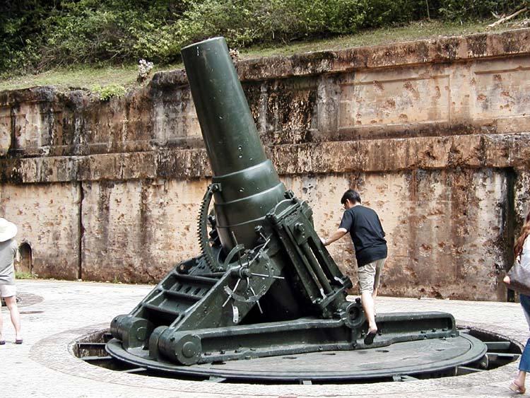 7026 - Корабельные пушки-монстры в музеях и во дворах...