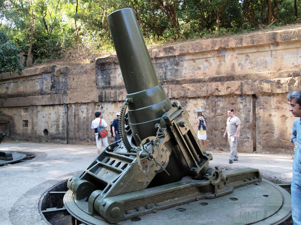 7027 - Корабельные пушки-монстры в музеях и во дворах...