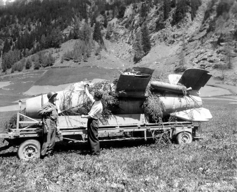 70346 - Самолеты Luftwaffe