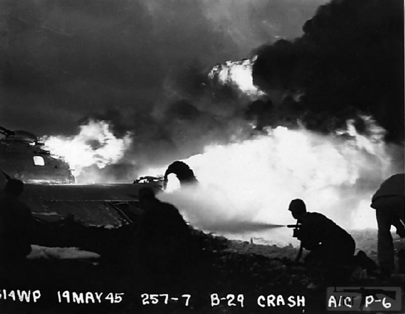 70357 - Стратегические бомбардировки Германии и Японии
