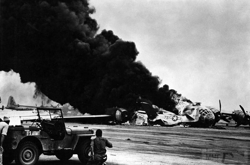 70358 - Стратегические бомбардировки Германии и Японии
