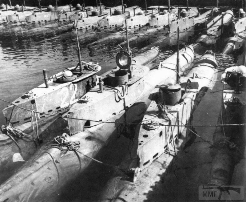 70365 - Волчьи Стаи - Германские подводные лодки двух мировых войн