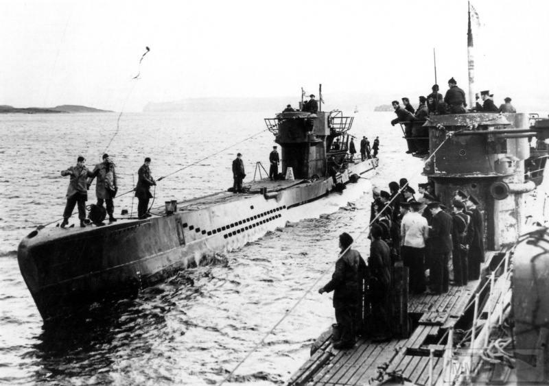 70366 - Волчьи Стаи - Германские подводные лодки двух мировых войн