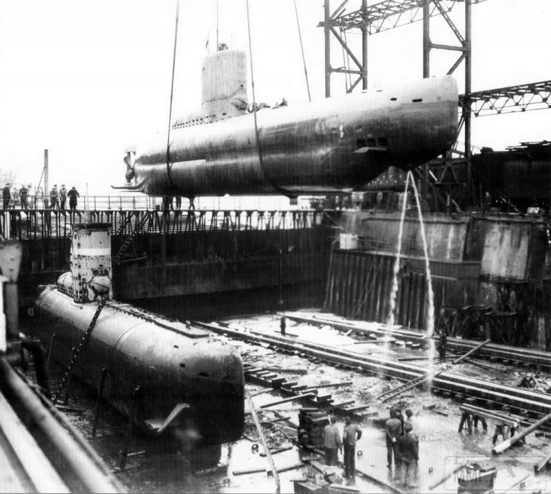 70367 - Волчьи Стаи - Германские подводные лодки двух мировых войн