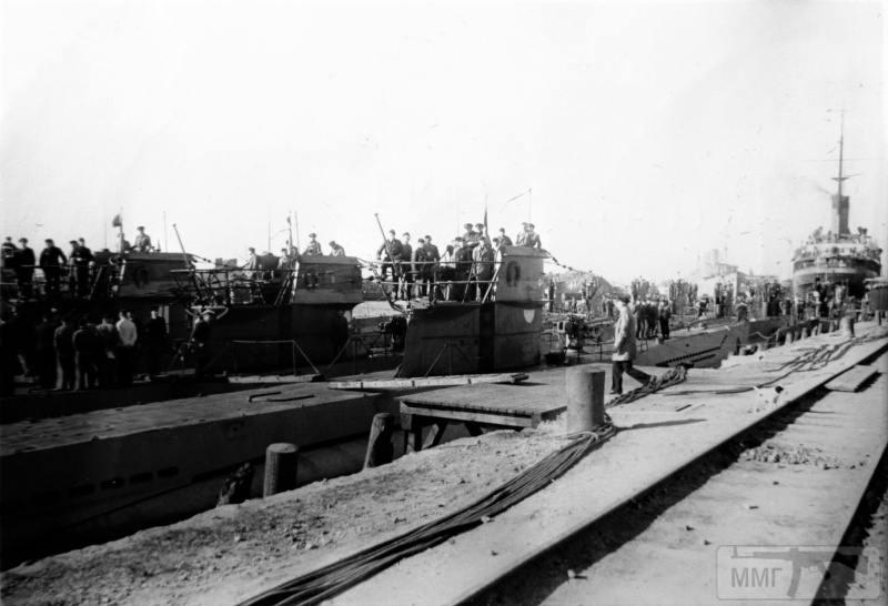 70370 - Волчьи Стаи - Германские подводные лодки двух мировых войн