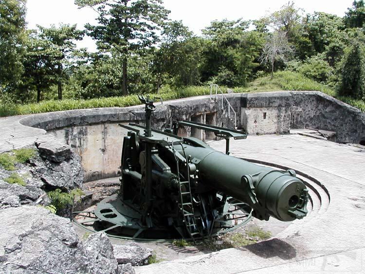 7038 - Корабельные пушки-монстры в музеях и во дворах...