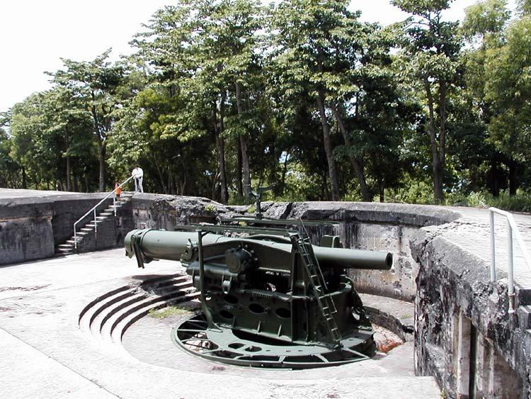7039 - Корабельные пушки-монстры в музеях и во дворах...
