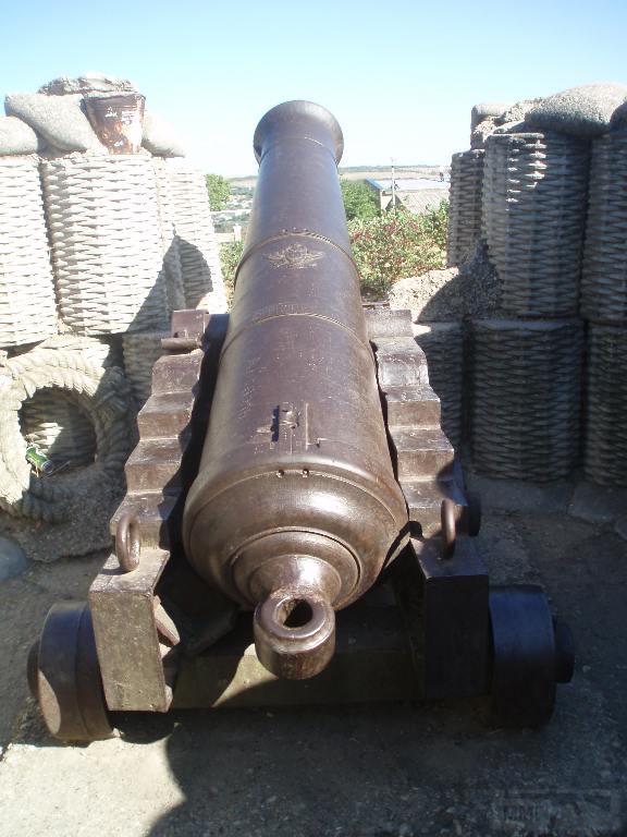 7052 - Корабельные пушки-монстры в музеях и во дворах...