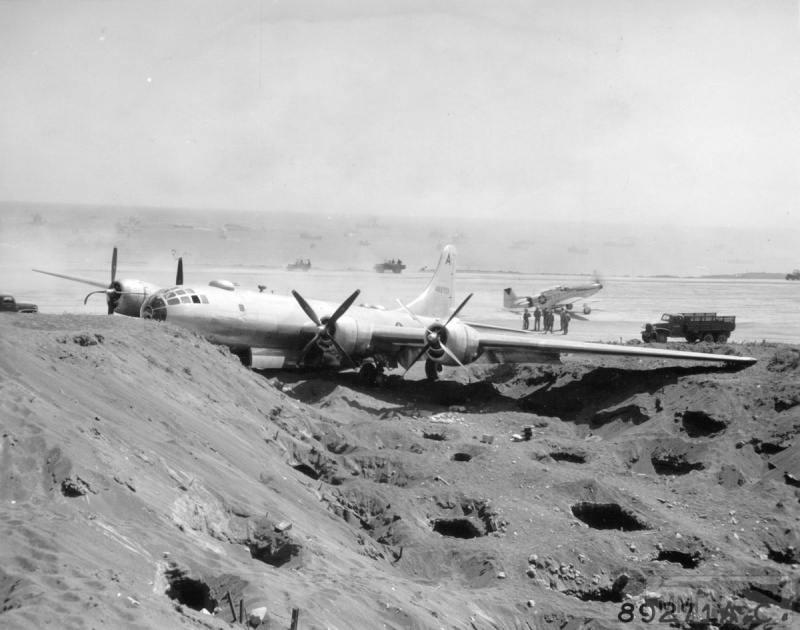 70524 - Стратегические бомбардировки Германии и Японии