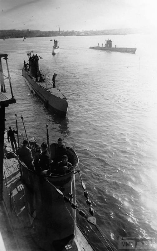 70527 - Волчьи Стаи - Германские подводные лодки двух мировых войн