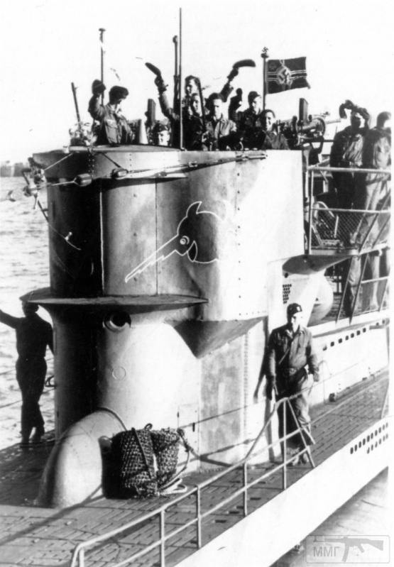 70529 - Волчьи Стаи - Германские подводные лодки двух мировых войн