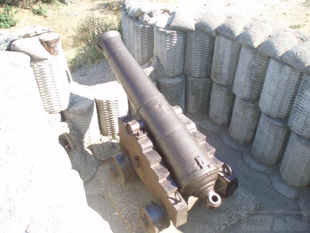 7053 - Корабельные пушки-монстры в музеях и во дворах...