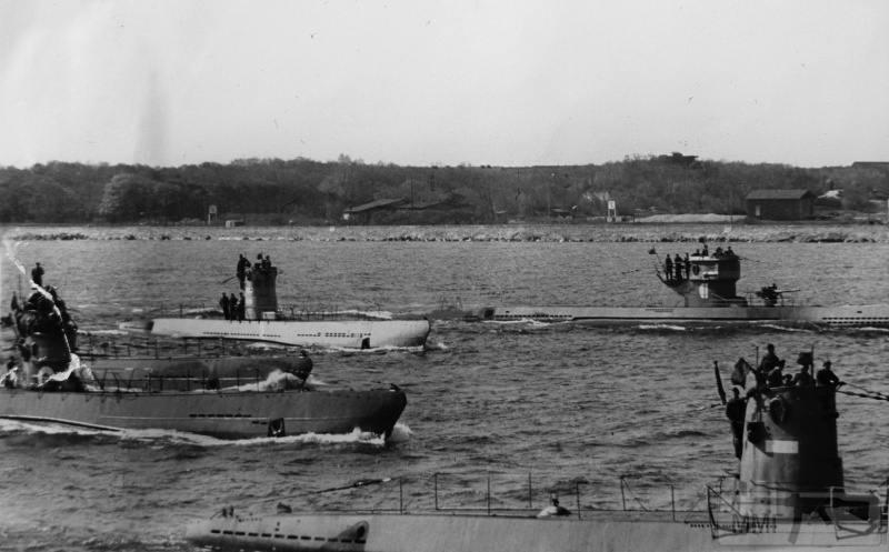 70530 - Волчьи Стаи - Германские подводные лодки двух мировых войн