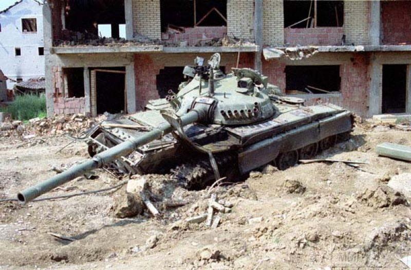 70561 - Фото по теме Югославской войны