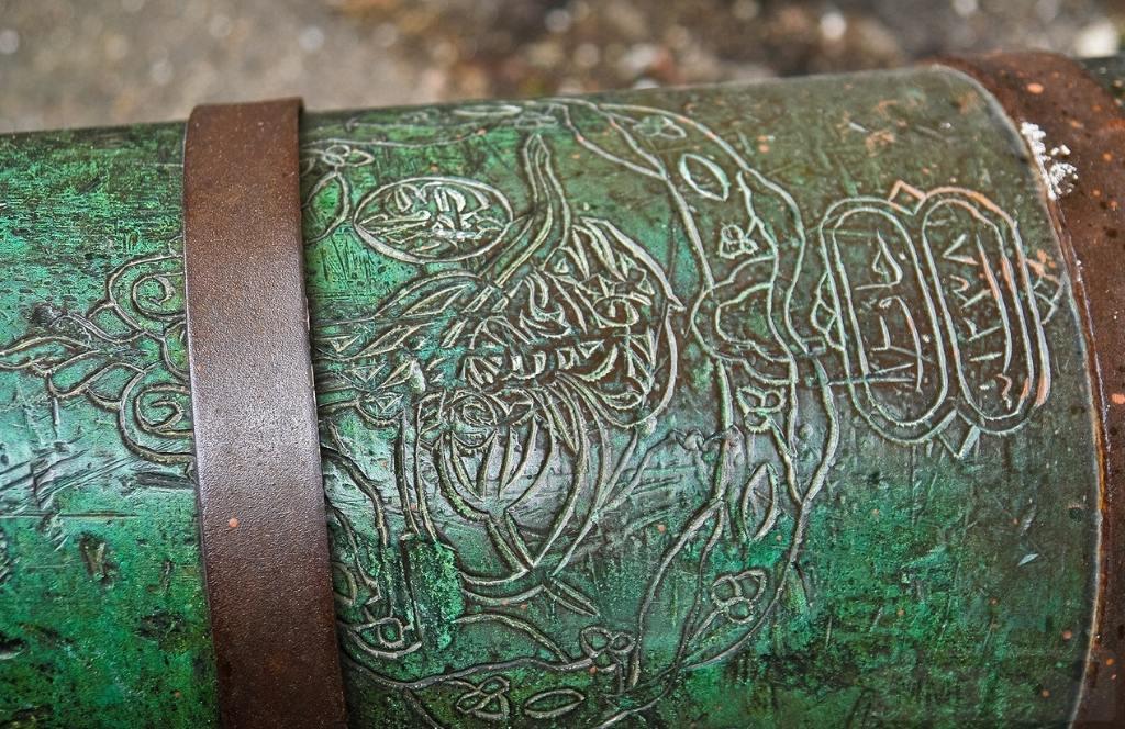 7057 - Корабельные пушки-монстры в музеях и во дворах...