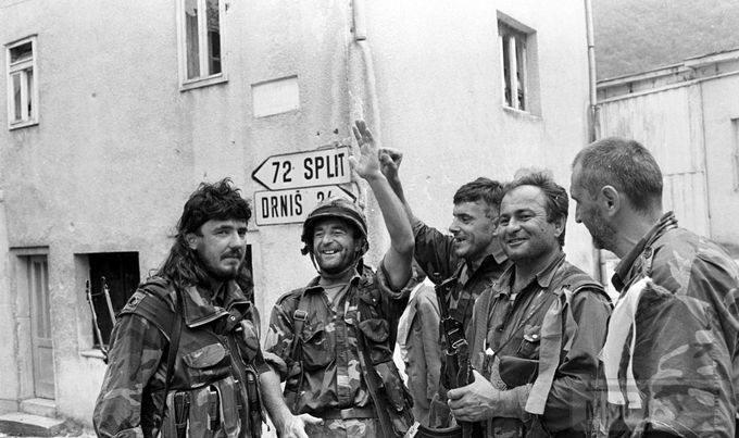 70625 - Фото по теме Югославской войны