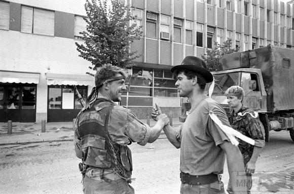 70626 - Фото по теме Югославской войны