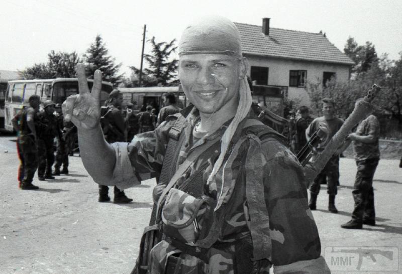 70627 - Фото по теме Югославской войны