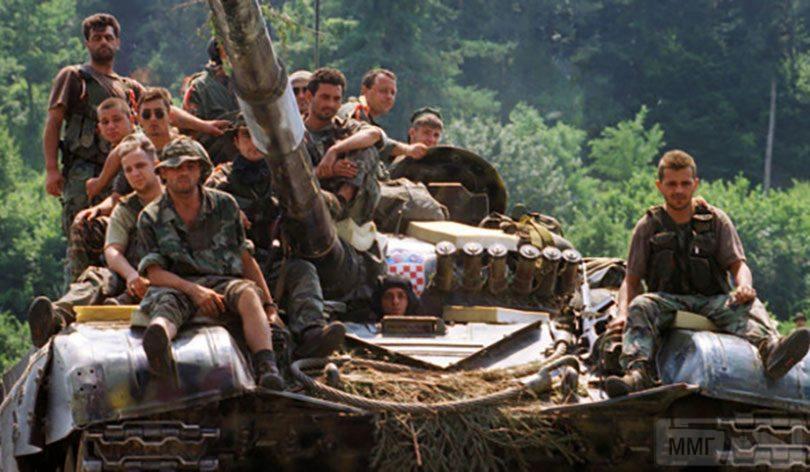 70636 - Фото по теме Югославской войны
