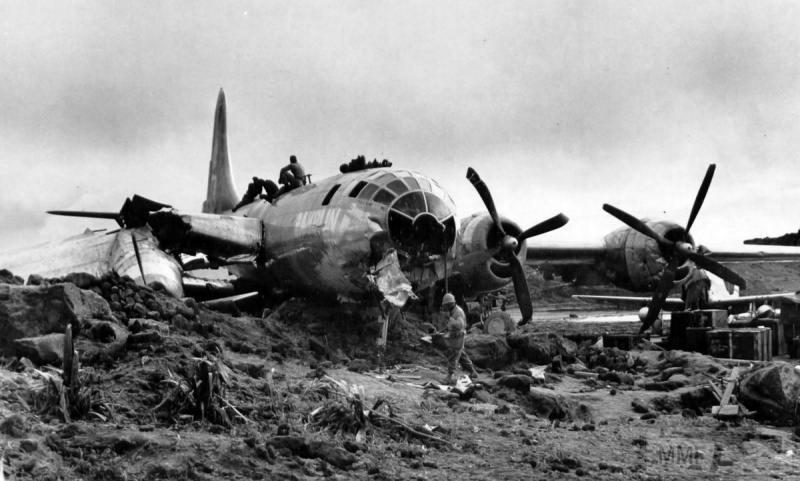 70721 - Стратегические бомбардировки Германии и Японии