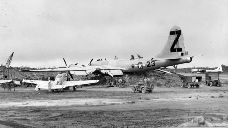 70728 - Стратегические бомбардировки Германии и Японии