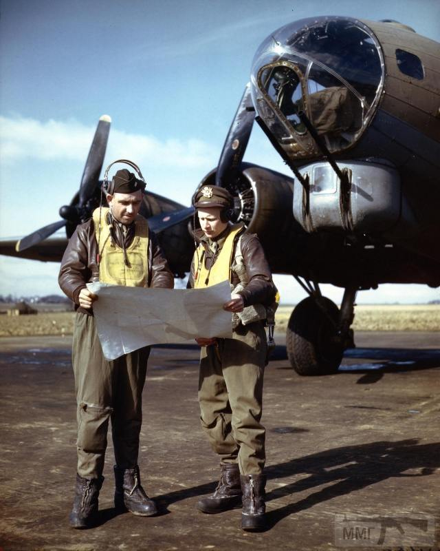 70732 - Стратегические бомбардировки Германии и Японии