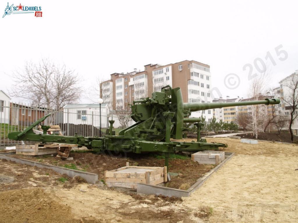 7077 - Корабельные пушки-монстры в музеях и во дворах...