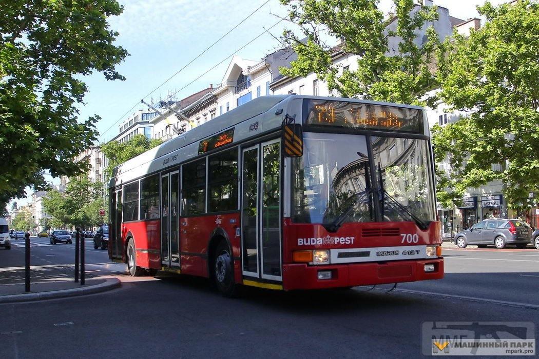 70855 - Икарусы