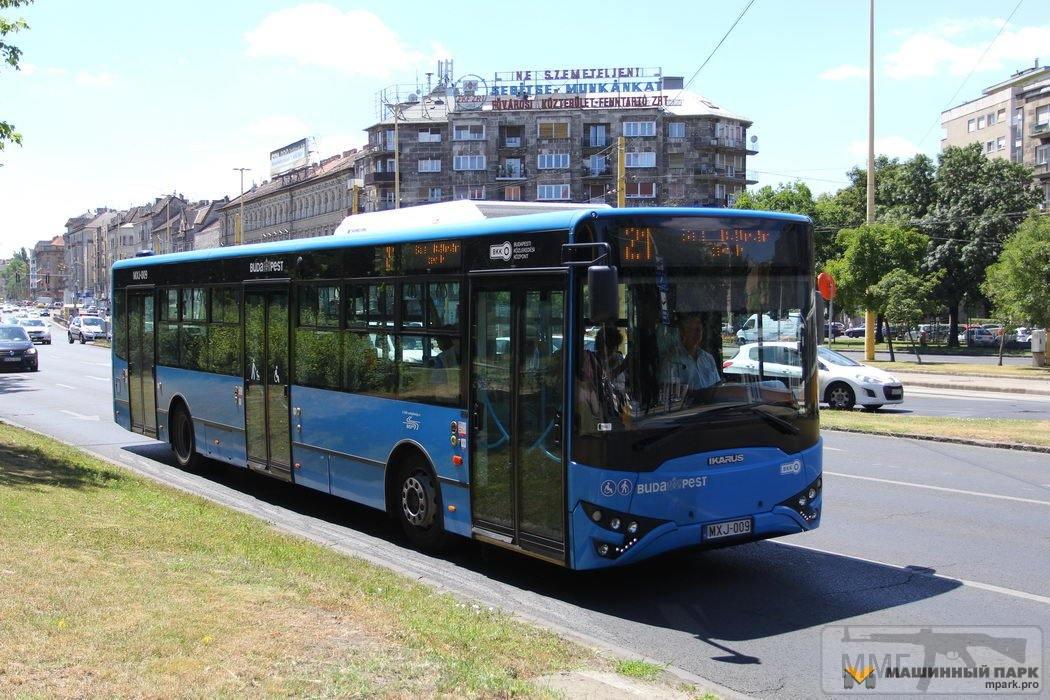 70856 - Икарусы