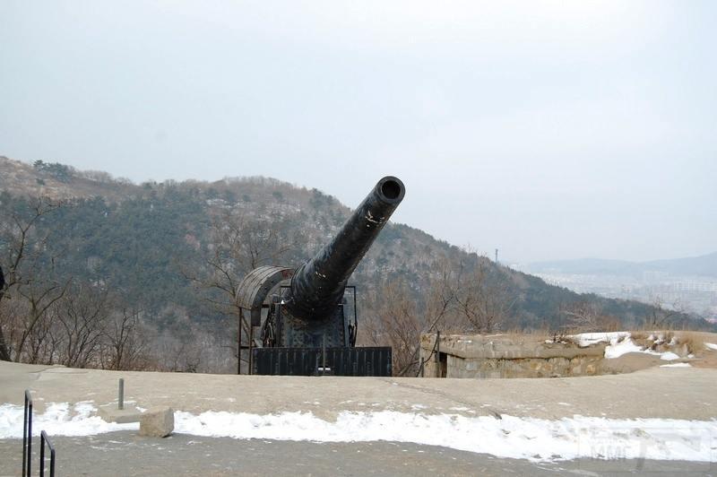 7094 - Корабельные пушки-монстры в музеях и во дворах...