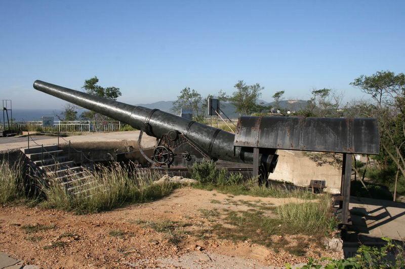 7095 - Корабельные пушки-монстры в музеях и во дворах...