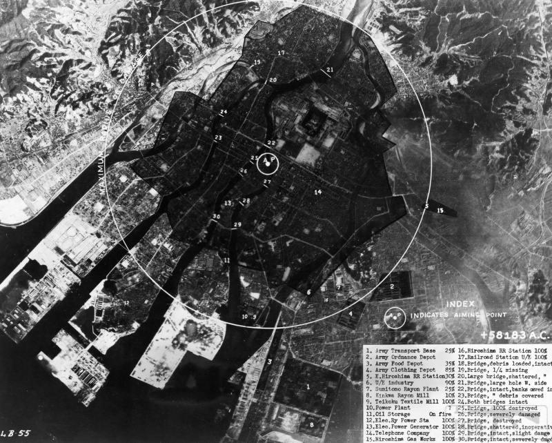 71114 - Хиросима и Нагасаки