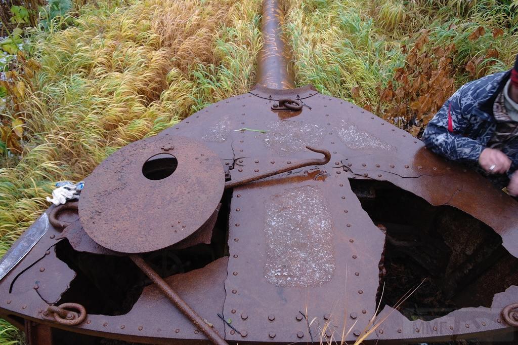 7112 - Корабельные пушки-монстры в музеях и во дворах...