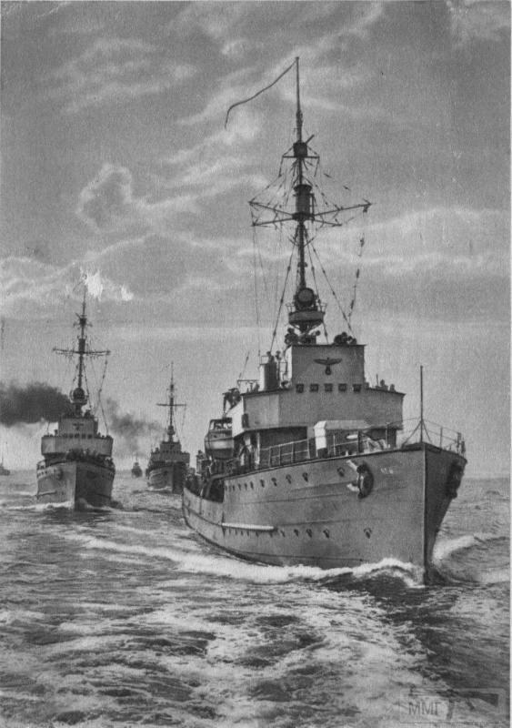 71184 - Германский флот 1914-1945