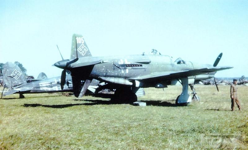 71198 - Самолеты Luftwaffe