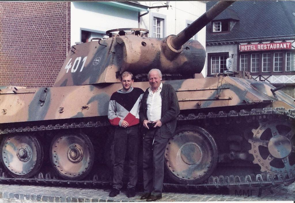 7120 - Великие и не очень танкисты Германии